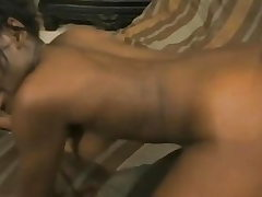 Ebony Osa Lovely is eager for sex - Part 3