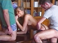 Russian girl Irina from Moscow - Casting 1993
