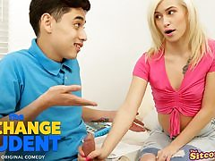 The Exchange Schoolgirl Forearms On Anatomy - S2:E4