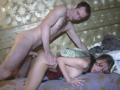 Teeny's best ejaculation ever